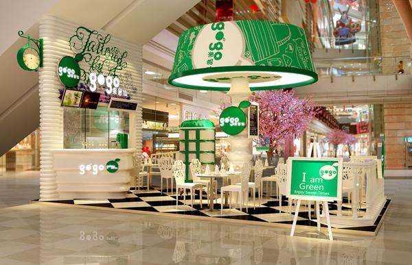 石家庄商场店面设计,石家庄商场专柜装修设计效果图
